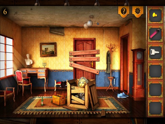 Screenshots of Time To Escape for iPad