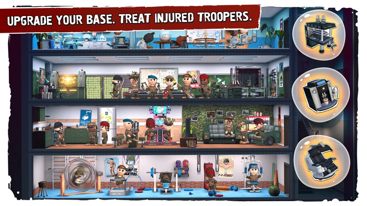 Pocket Troops screenshot-3