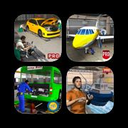 车库技工模拟器系列