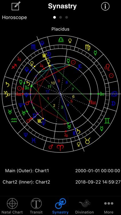Easy Astro+ Astrology Charts screenshot-3