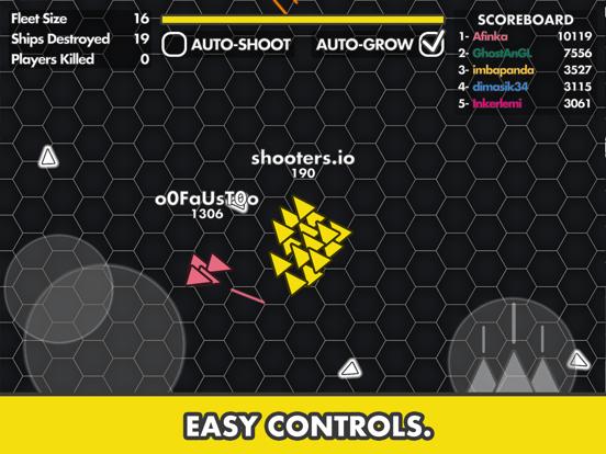 Shooters.io Space Arena screenshot 9