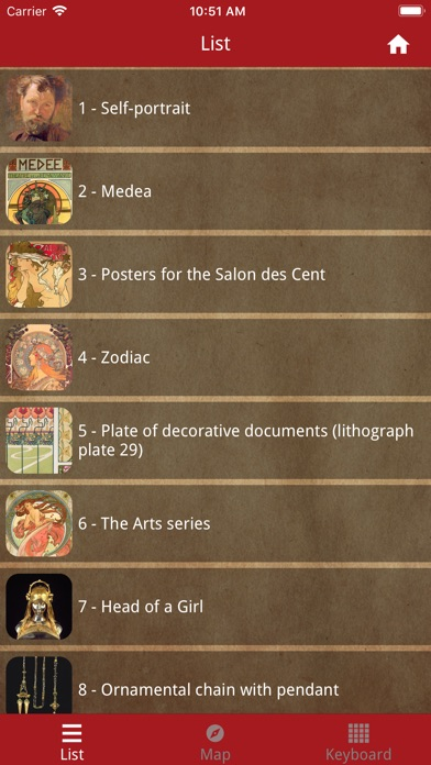 Mucha screenshot 3