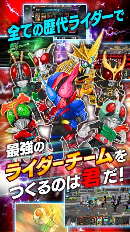 仮面ライダー バトルラッシュ screenshot-4