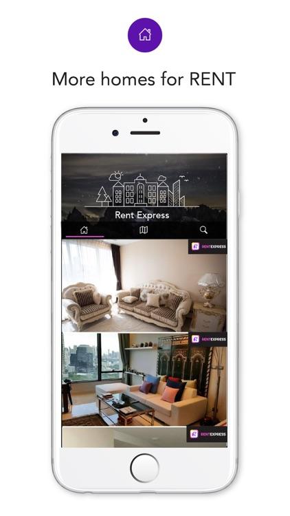 Rent Express: Rent Home Finder