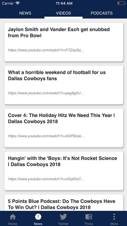 Dallas UltimateFan: Cowboys