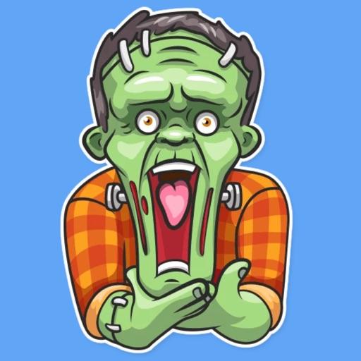 Frankenstein STiK Sticker Pack