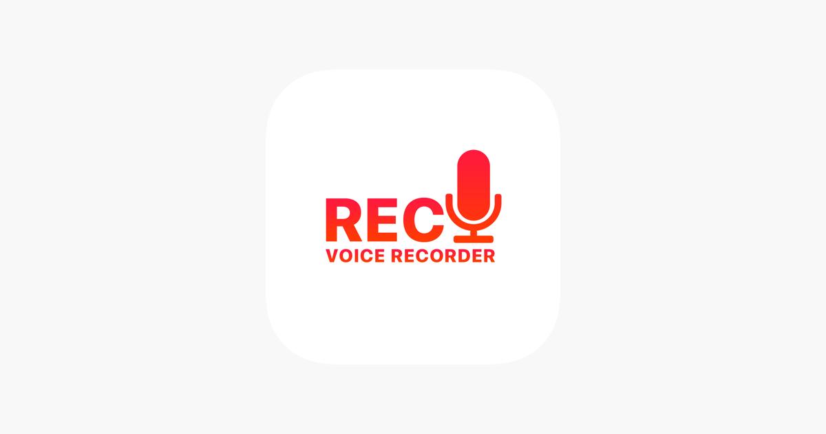 Voice Recorder+ Sound memos on the App Store