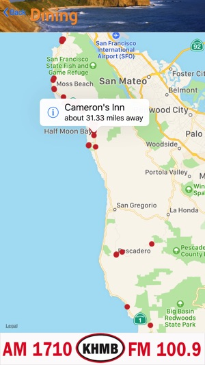iCoastside Half Moon Bay Guide on the App Store
