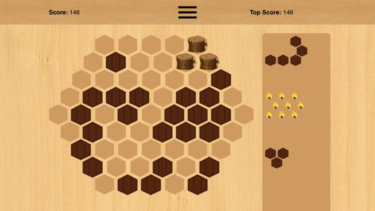Wooden Hexa Puzzle screenshot-4