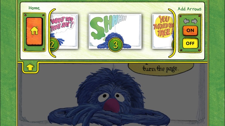 The Monster at the End of This Book with Grover! screenshot-3