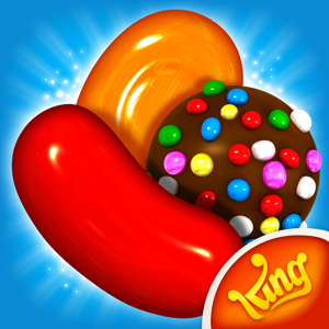 Candy Crush Saga app