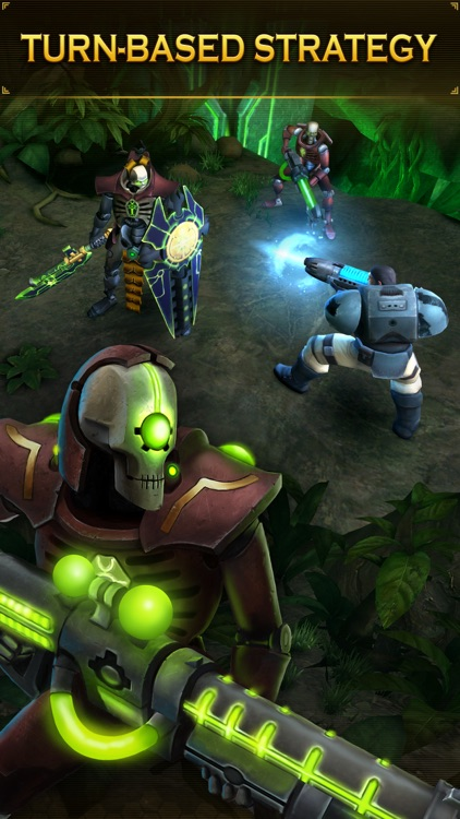 Warhammer 40,000: Space Wolf screenshot-1