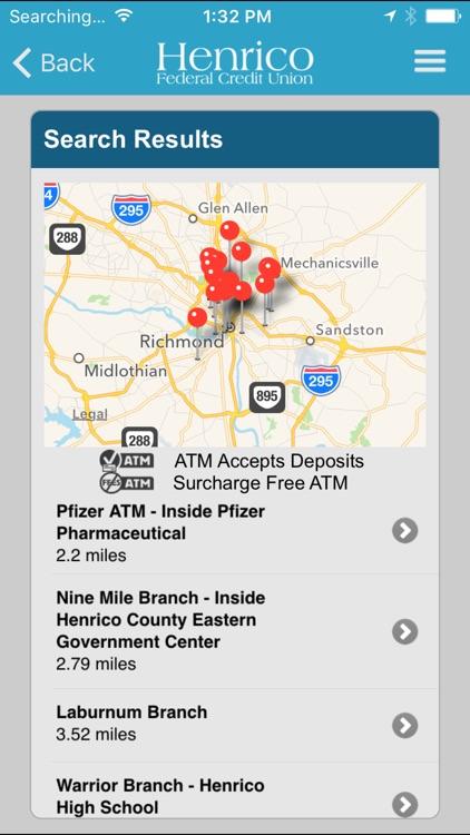Henrico FCU Mobile Banking screenshot-4
