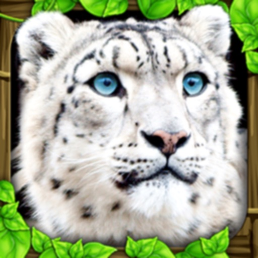 Snow Leopard Simulator icon
