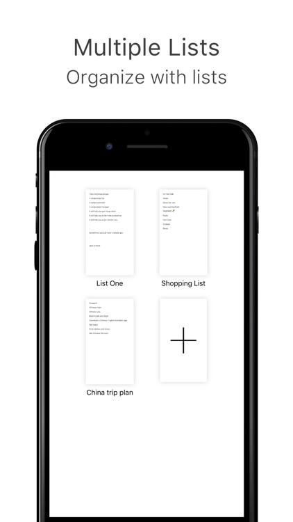 MinimaList - To do list & Task