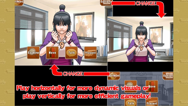 Ace Attorney Trilogy HD screenshot-3