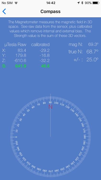 Sensor Play - Data Recorder screenshot-8
