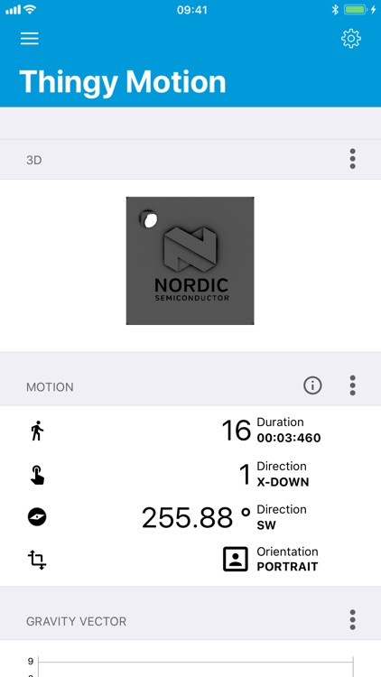 Nordic Thingy by Nordic Semiconductor ASA