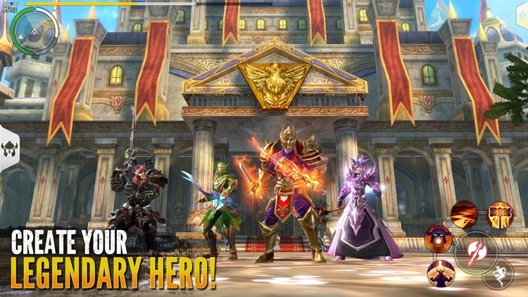 Order & Chaos 2-Fantasy MMORPG screenshot-0
