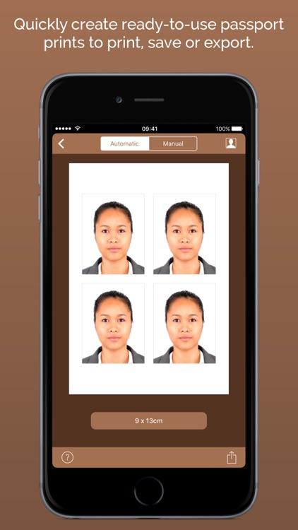 ID Photo - Passport Photos screenshot-3