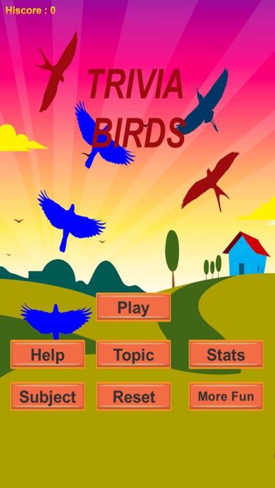 Flying Birds With Math Trivia screenshot 2