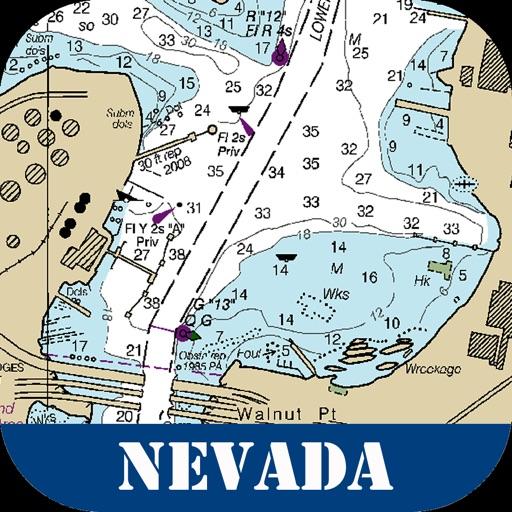 Nevada Raster Maps