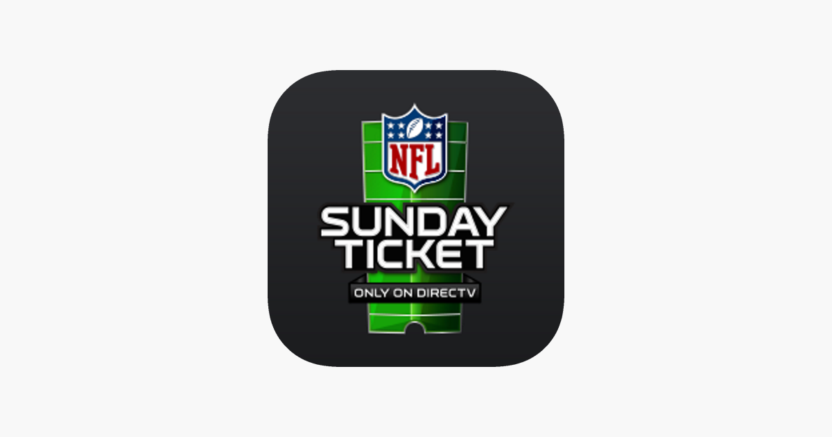 Nfl Sunday Ticket For Ipad On The App Store
