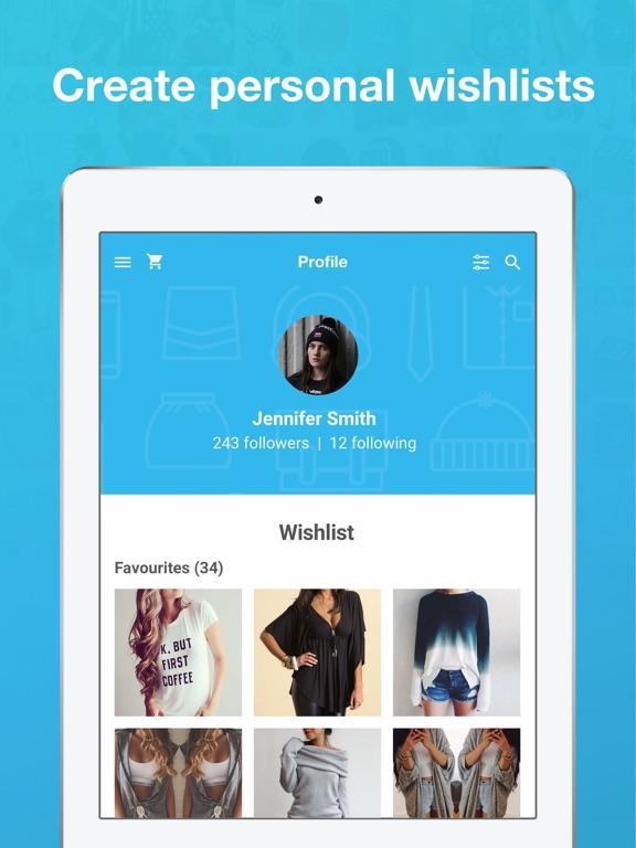 Wish - Shopping Made Fun iPad