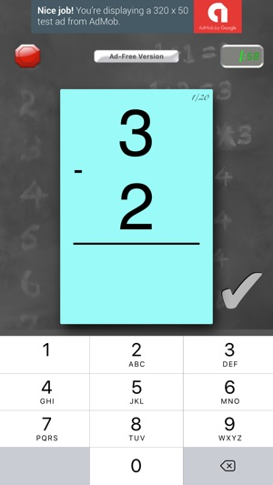 FlashToPass Free Math Flash Cards on the App Store