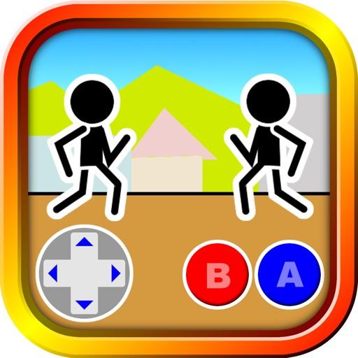 格闘ゲーム「木拳」 - もっけん せっけん イミフ・ゲームズ