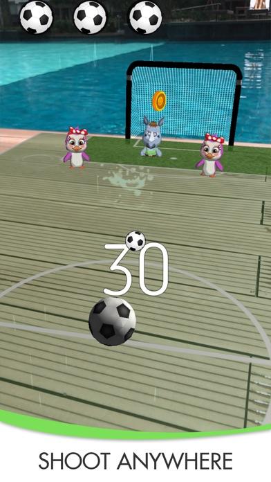 AR Soccer Strike : ARKit Games screenshot 2