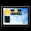 Motion Weather 4K - Ultra HD - Mach Software Design