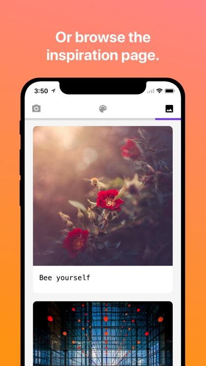 Palette Cam screenshot-4