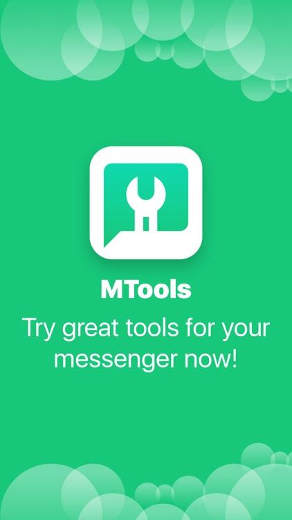 MTools - Your Messenger Tools screenshot-4