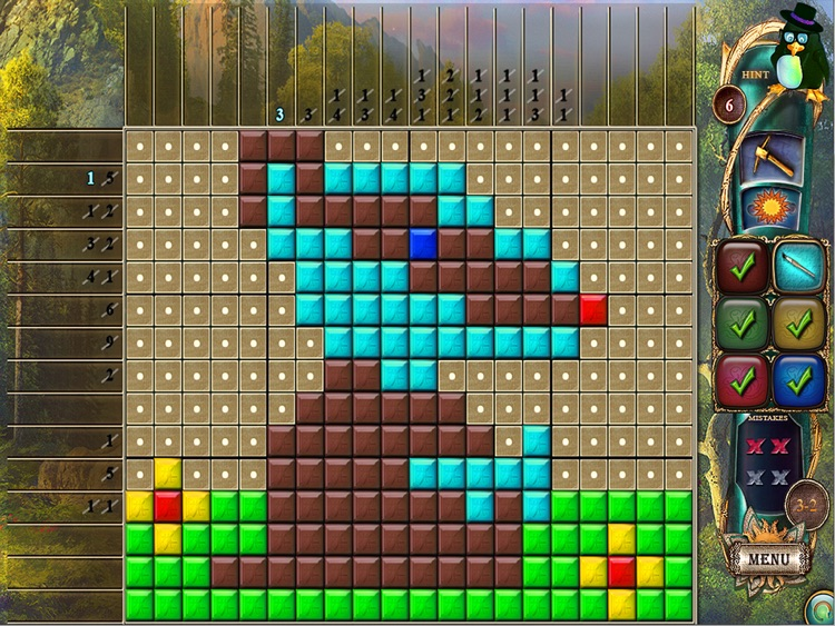 Fantasy Mosaics 16 screenshot-0