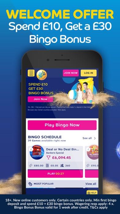 Gala Bingo – Play Bingo Games screenshot one