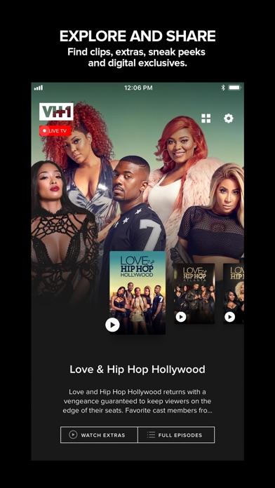 Vh1 review screenshots