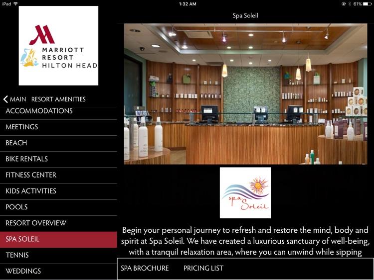 Hilton Head Marriott Resort & Spa screenshot-4