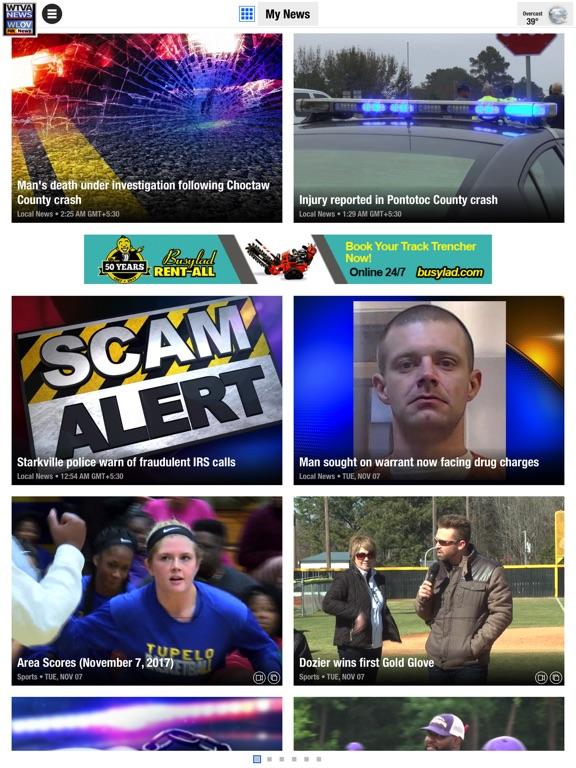 WTVA/WLOV News & Weather - AppRecs