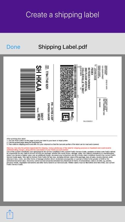 FedEx screenshot-4