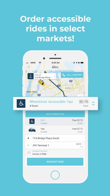 Arro - Your Taxi, Your Way screenshot-5