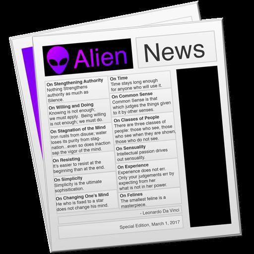 Alien News Pro