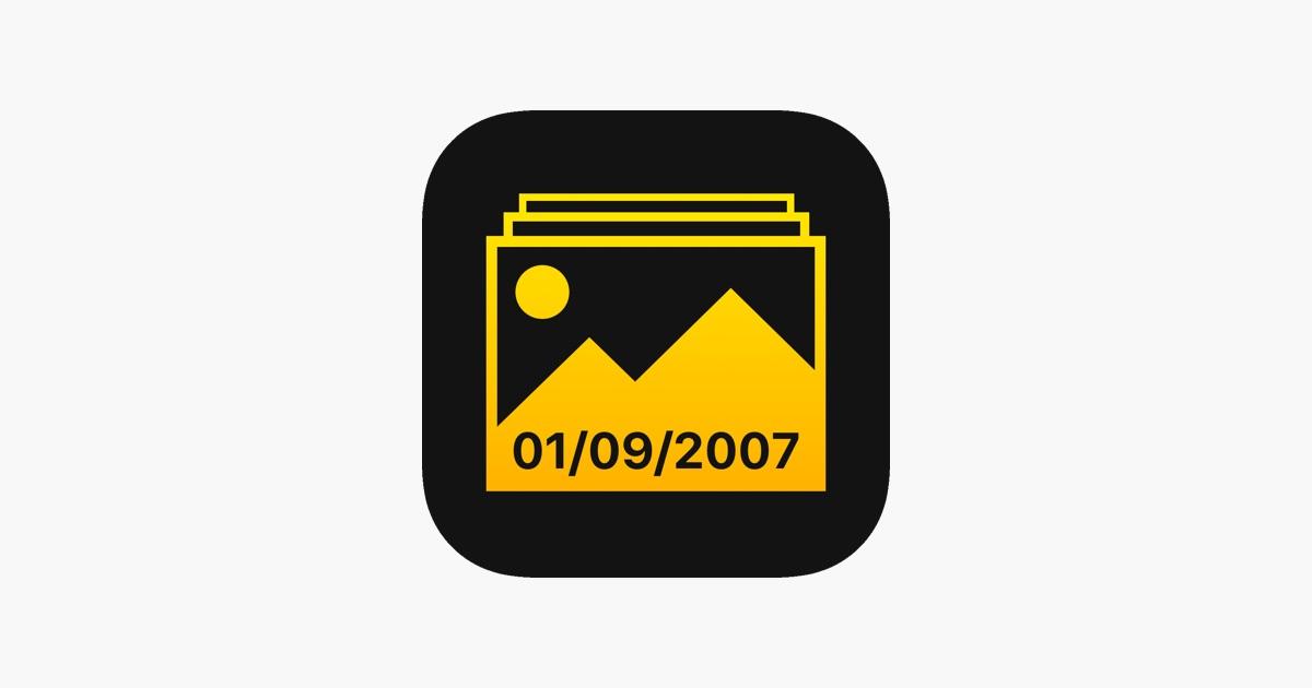 DateStamper on the App Store