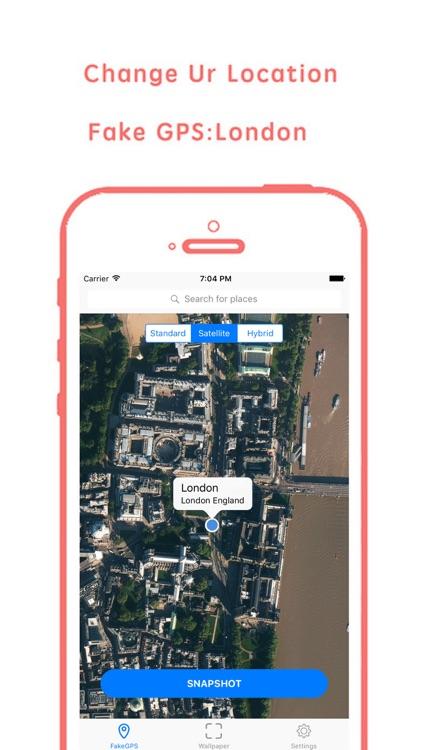Fake GPS & Fake location Pro
