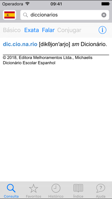 Michaelis Escolar Espanholのおすすめ画像2