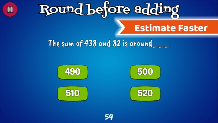 Math Rescue 7-9 Year Old Games screenshot-2