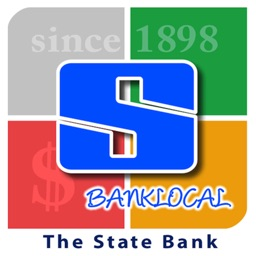 The State Bank Mobile Banking for iPad