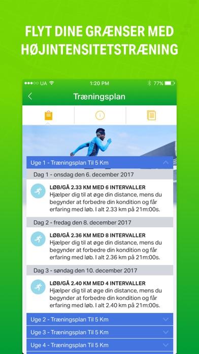 Screenshot for Endomondo Sports Tracker in Denmark App Store