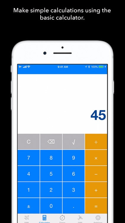 NoseApp E6B screenshot-4