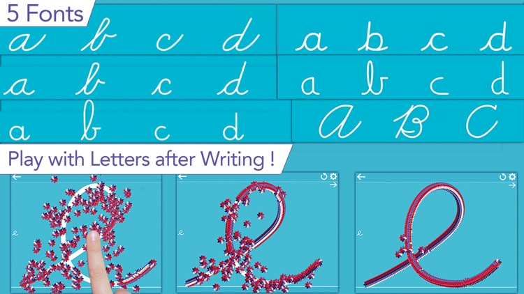 Cursive Writing Wizard Starter